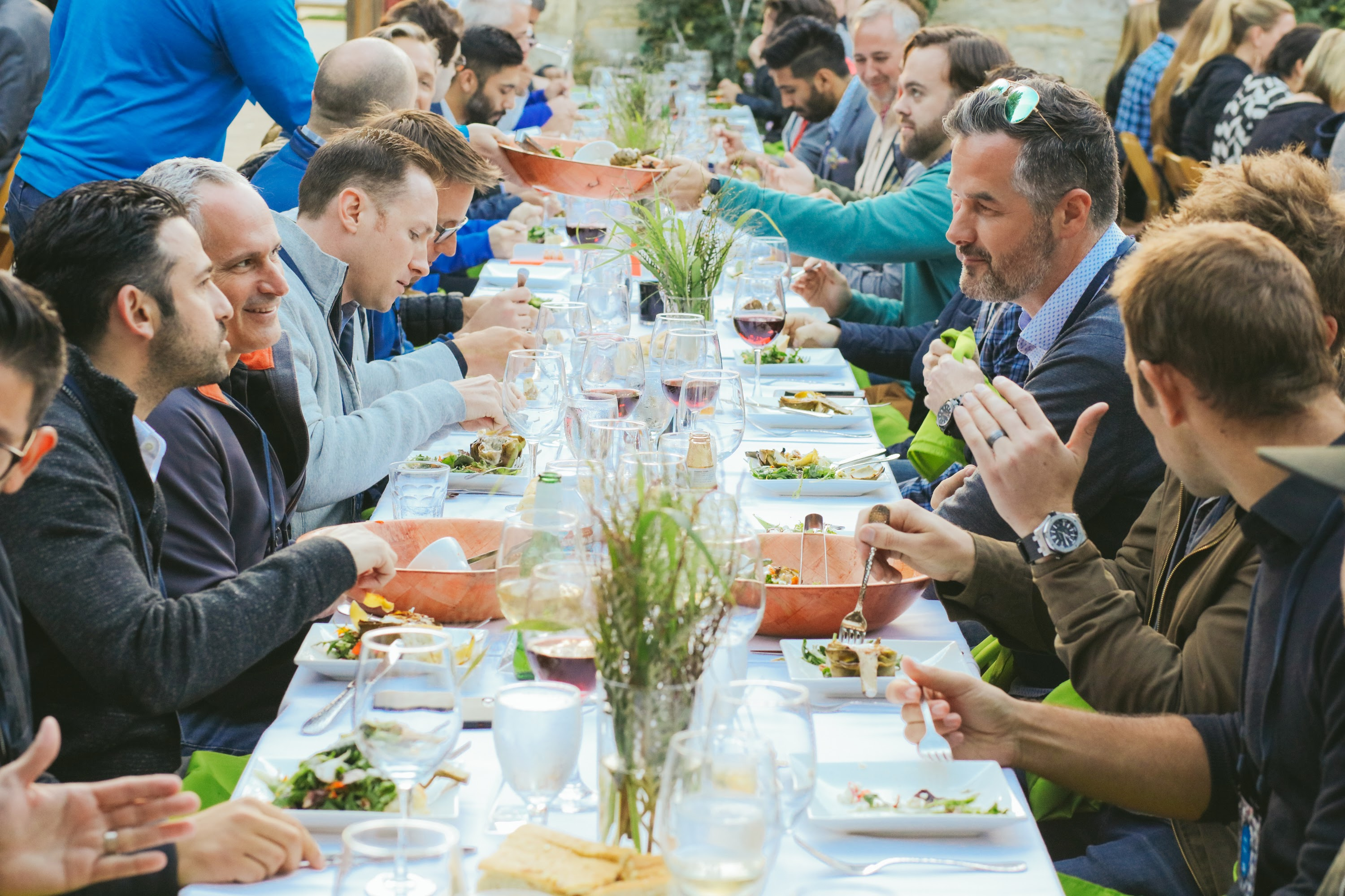 The Benefits of Hosting Catalyst Dinners of All Sizes